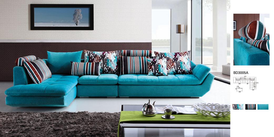 Угловой диван модель BD3005A