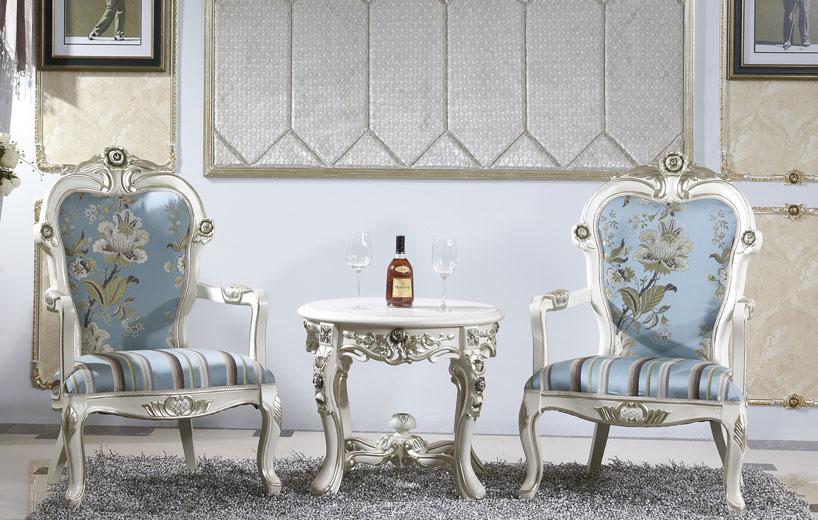 Белая мебель для гостиной классика
