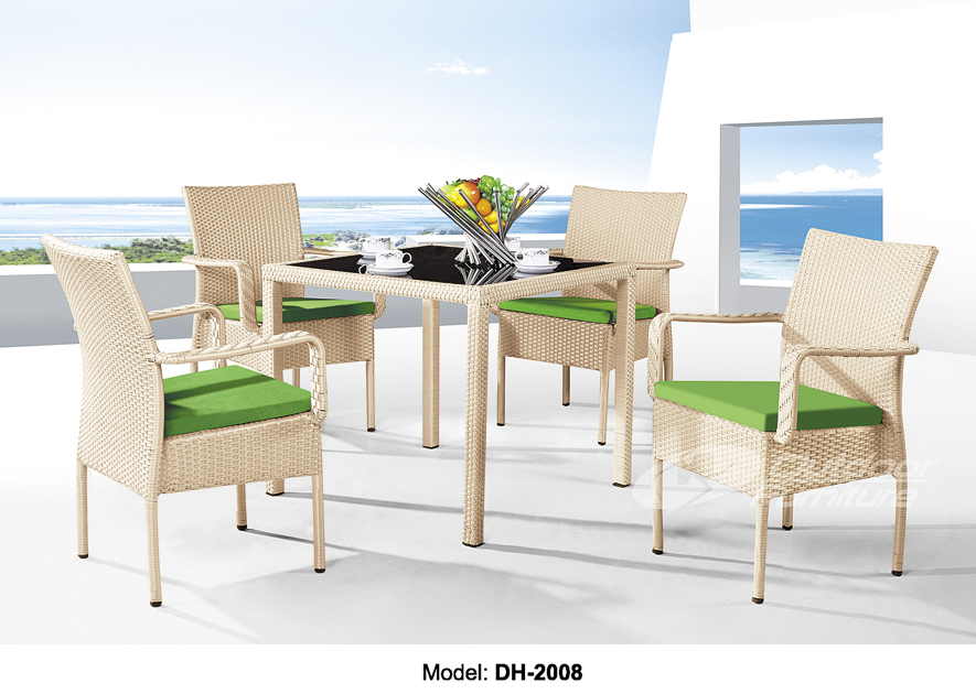 Стол из ротанга DH-2008