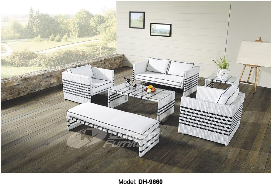 Плетёная мебель из искусственного ротанга DH-9660